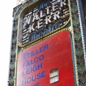 UP ON THE MARQUEE: HOUSE OF BLUE LEAVES!