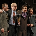 Photo Flash: First Look at THAT CHAMPIONSHIP SEASON on Stage!