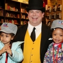Photo Flash: Sir Topham Hatt Reads at MSG Borders