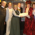 Photo Flash: IMPORTANCE OF BEING EARNEST Celebrates 100 Performances