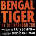 BENGAL TIGER AT THE BAGHDAD ZOO Opens on Broadway Tonight, 3/31!