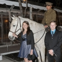 Photo Flash: Walters, Mizrahi, et al. at WAR HORSE Benefit