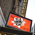 Photo Coverage: UP ON THE MARQUEE - The Normal Heart