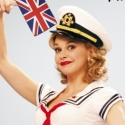 Photo Flash: Reno Sweeney of ANYTHING GOES Sends Regards to the Royal Wedding!