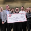 Photo Flash: THE NORMAL HEART Presents $10,000 Check to Freedom to Marry