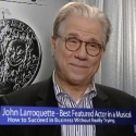 Broadway Beat Tony Interview Special: John Larroquette Talks Radcliffe, HOW TO SUCCEED, Woodstock & More