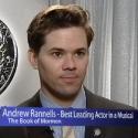 BWW TV Broadway Beat Tony Special: Andrew Rannells Talks His Dreams Come True