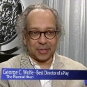 BWW TV: Broadway Beat Tony Interview Special - George C. Wolfe on Why THE NORMAL HEART Touches His Heart