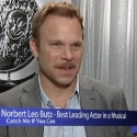 BWW TV: Broadway Beat Tony Interview Special - Norbert Leo Butz Reveals his 'Thrill of a Lifetime'