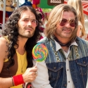 Photo Flash: First Look at Brand, Baldwin in ROCK OF AGES!