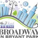 MEMPHIS Set for BROADWAY IN BRYANT PARK Kickoff, 6/6