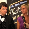 BWW TV: 2011 Tony Awards Winners Circle -Marianne Elliot & Tom Morris: 'We can't believe we're even here'