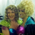 Photo Flash: PRISCILLA Backstage at the Tonys!