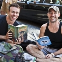 Photo Coverage: Outside THE BOOK OF MORMON's Free Fan Performance!