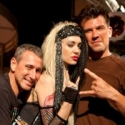 Photo Flash: ROCK OF AGES On-Set Photos