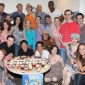 FREEZE FRAME: ANYTHING GOES Celebrates Its 100th Performance!
