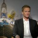 STAGE TUBE: Neil Patrick Harris, Jayma Mays Talk SMURFS Movie!
