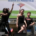 BWW TV: Christopher Sieber, Nikka Graff Lanzarone and CHICAGO Play Broadway in Bryant Park!