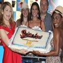 Photo Coverage: Patina Miller, Victoria Clark & SISTER ACT Company Celebrate 100 Performances on Broadway