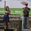 BWW TV: ROCK OF AGES Plays Broadway in Bryant Park 2011!