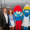 Photo Flash: SMURFS Visits Empire State Building
