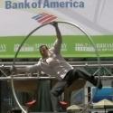 BWW TV: Sneak Peek of TRACES at Broadway in Bryant Park 2011