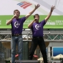 BWW TV: THE FANTASTICKS Play Broadway in Bryant Park 2011