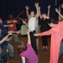 Photo Flash: In Rehearsal with ENTER LAUGHING