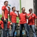 BWW TV: JERSEY BOYS Plays Broadway in Bryant Park 2011!