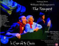 THE TEMPEST Comes To The Abbey Hill Theatre 6/24-27