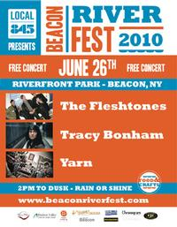 Beacon Riverfest 2010 To Rock On 6/26