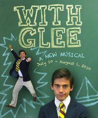Prospect Theater Company Presents WITH GLEE 7/10-8/1