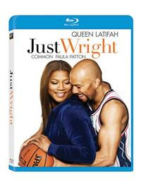 JUST WRIGHT Released On Blu-ray and DVD 9/14
