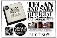 Tegan and Sara To Release The Official Vinyl Collection Box Set