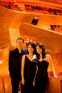 Trio con Brio Copenhagen Performs On The Peggy Rockefeller Concerts 10/27