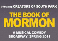 THE_BOOK_OF_MORMON_to_Open_at_Eugene_ONeill_324_20010101