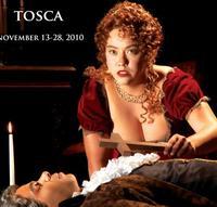 Opera San Jose Presents TOSCA, 11/13-28