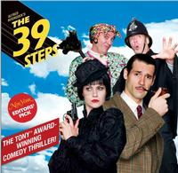 THE 39 STEPS Welcomes Peter Greenberg For Talkback 10/6