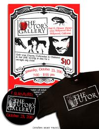 REPO! THE GENETIC OPERA Writer Pens THE TUTOR'S GALLERY 10/23