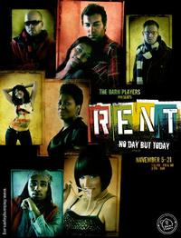 The Barn Players Present RENT 11/5-21
