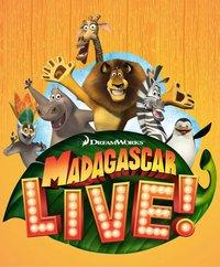 Fox Theatre Welcomes MADAGASCAR LIVE, 4/29-5/1