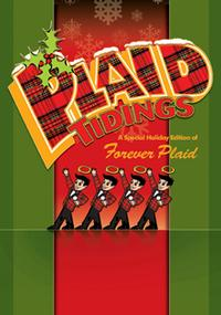 David Brannen, Leo Daignault Lead PLAID TIDINGS At The Old Globe 11/27-12/26