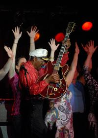 B. B. King Blues Club Teams Up With Toys For Tots Now Thru 12/17
