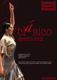 Yaelisa & Caminos Flamencos Presents Lo Clásico 12/17-19