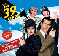 THE 39 STEPS to Close Jan. 16
