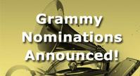 GRAMMY Nominations Announced - SONDHEIM, AMERICAN IDIOT, NIGHT MUSIC, PROMISES, FELA!, GLEE & More