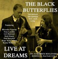 The Black Butterflies Play Dreams 12/9