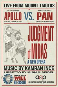 American Opera Projects Presents Kamran Ince's Judgment of Midas 1/12
