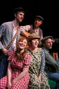 Sonoma County Musicians Reunite for Woody Guthrie Musical Tribute at Cinnabar