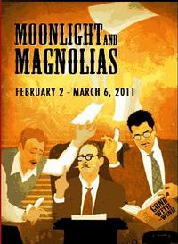 Colony Theatre Presents MOONLIGHT AND MAGNOLIAS 2/2-3/6